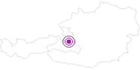 Unterkunft Haus in Salzburg & Umgebungsorte: Position auf der Karte