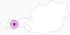 Unterkunft App. Rest. Kühtaier Alm Innsbruck & seine Feriendörfer: Position auf der Karte