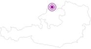 Unterkunft Ferienwohnung Felhofer im Böhmerwald: Position auf der Karte