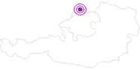Unterkunft Christine Gierlinger im Böhmerwald: Position auf der Karte