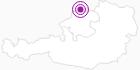 Unterkunft Ferienwohnung Märzinger im Böhmerwald: Position auf der Karte