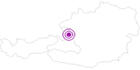 Webcam Blick Hintersee in Salzburg & Umgebungsorte: Position auf der Karte