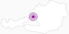 Webcam Krispl - Gasthof Alpenblick in Salzburg & Umgebungsorte: Position auf der Karte