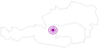 Unterkunft Fewo Auschlössl in Schladming-Dachstein: Position auf der Karte