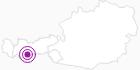Unterkunft Hotel Hochsölden Ötztal: Position auf der Karte