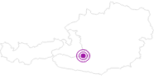 Unterkunft Gasthof Auwirt am Lungau: Position auf der Karte