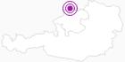Unterkunft Gasthof Greiner im Böhmerwald: Position auf der Karte