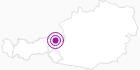 Unterkunft Bauernhof Elsbichl im Pillerseetal: Position auf der Karte