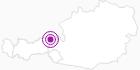 Unterkunft Wegscheid Niederalm SkiWelt Wilder Kaiser - Brixental: Position auf der Karte