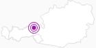 Unterkunft Fewo Martina Gradl SkiWelt Wilder Kaiser - Brixental: Position auf der Karte