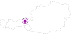 Unterkunft Aktiv & Verwöhnhotel Glockenstuhl SkiWelt Wilder Kaiser - Brixental: Position auf der Karte