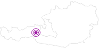 Unterkunft Wanderhotel Gassner****Superior in Nationalpark Hohe Tauern: Position auf der Karte