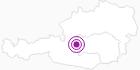 Unterkunft Hütte Hinkerlehen in Schladming-Dachstein: Position auf der Karte