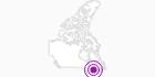 Unterkunft Courtyard Quebec City in Québec City: Position auf der Karte