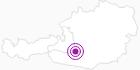 Unterkunft Ferienwohnung im Haus Bellevue am Lungau: Position auf der Karte