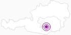 Unterkunft Haus Egger in Süd & West Steiermark: Position auf der Karte