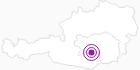 Unterkunft Reitbauernhof Ferner vlg. Tonner in Süd & West Steiermark: Position auf der Karte