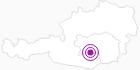 Unterkunft Pension Morhof in Süd & West Steiermark: Position auf der Karte