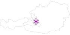 Webcam Blick vom Berggasthof Habersattgut nach Altenmarkt in der Salzburger Sportwelt: Position auf der Karte