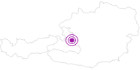 Unterkunft Mandlhof in Tennengau-Dachstein West: Position auf der Karte
