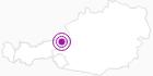 Unterkunft Ferienwohnungen Mitterer im Pillerseetal: Position auf der Karte
