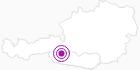 Webcam Mittelstation Rossbach-Schareck in Hohe Tauern - die Nationalpark-Region in Kärnten: Position auf der Karte