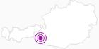 Unterkunft Gasthaus Glocknerblick in Osttirol: Position auf der Karte
