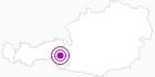 Webcam Blick auf die Felbertauerntunnel-Nordseite / Salzburg in Osttirol: Position auf der Karte