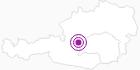 Unterkunft Menthof in Schladming-Dachstein: Position auf der Karte