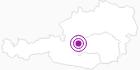 Unterkunft Appartement Seebacher in Schladming-Dachstein: Position auf der Karte