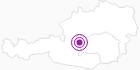 Unterkunft Hütte Wurzeggeralm in Schladming-Dachstein: Position auf der Karte