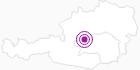 Unterkunft Prielerhof in Schladming-Dachstein: Position auf der Karte