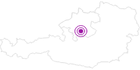 Unterkunft Pension Kasbergblick im Salzkammergut: Position auf der Karte
