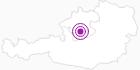 Unterkunft Fewo Buchegger Ulrike und Hans-Peter im Salzkammergut: Position auf der Karte