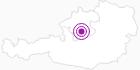 Unterkunft Fewo Maria Ahamer im Salzkammergut: Position auf der Karte