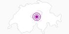 Unterkunft Chalet Fulberg in Obwalden: Position auf der Karte