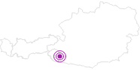 Unterkunft Gasthof GOLDENER PFLUG in Osttirol: Position auf der Karte