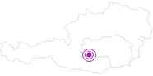 Unterkunft Seniorenkompetenzzentrum Weidenhof in der Urlaubsregion Murtal: Position auf der Karte