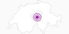 Unterkunft Hotel-Garni Hostatt in Obwalden: Position auf der Karte
