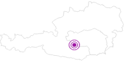Unterkunft Fewo Gobald Heinz in der Urlaubsregion Murtal: Position auf der Karte