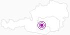 Unterkunft Ferienwohnung Waltraud Hasenhuetl in der Urlaubsregion Murtal: Position auf der Karte