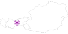 Unterkunft Pension Haidegger Innsbruck & seine Feriendörfer: Position auf der Karte