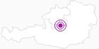 Unterkunft Berggasthof Hutterer Höss in Pyhrn-Priel: Position auf der Karte