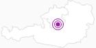 Unterkunft Hotel garni Lisa in Pyhrn-Priel: Position auf der Karte