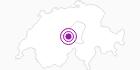 Unterkunft Haus St.Josef in Obwalden: Position auf der Karte