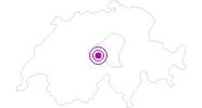 Unterkunft Restaurant Turren in Obwalden: Position auf der Karte