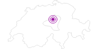 Unterkunft «Matti»-Chäppeli in Obwalden: Position auf der Karte