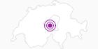 Unterkunft Skihaus Bergfrieden in Obwalden: Position auf der Karte