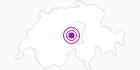 Unterkunft Sportcamp Melchtal in Obwalden: Position auf der Karte
