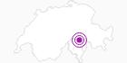 Unterkunft Casa Sosto in Bellinzona und Nord-Tessin: Position auf der Karte